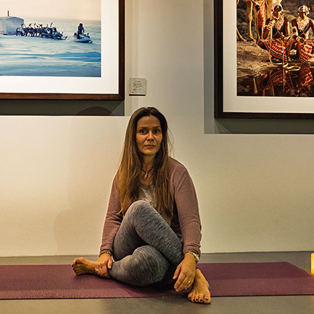 Yoga : Grønnere på din side