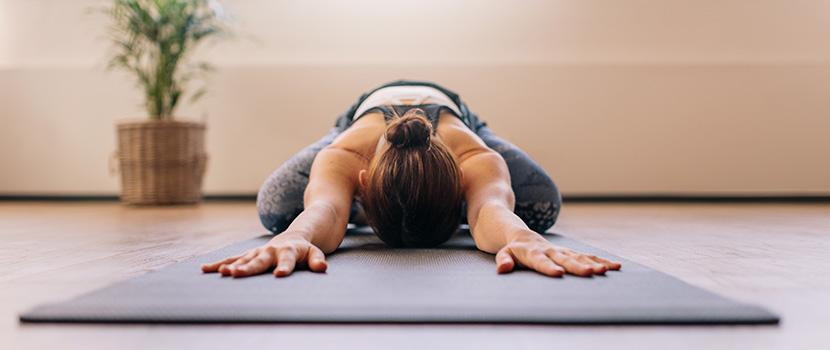 Yogakurs for bedrift : Grønnere på din side