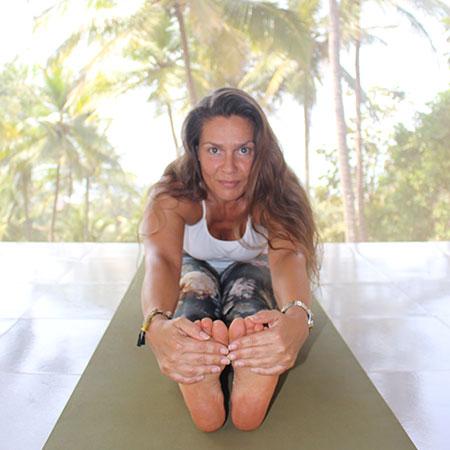 Kari Ann Egeland : Coaching / Yoga - Grønnere på din side